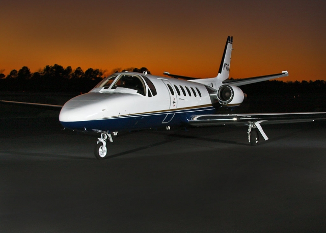 Beautiful 1982 Cessna Citation II