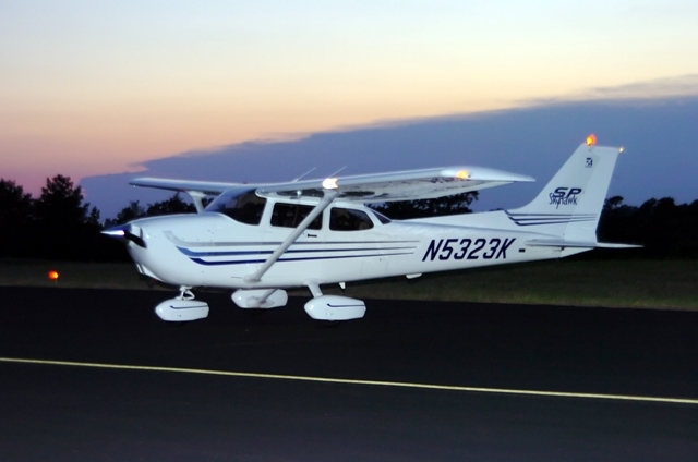 Nav II, perfect paint and leather.  This is a great aircraft.